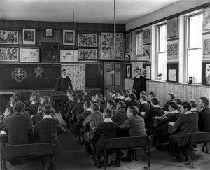 1960s-school-scene